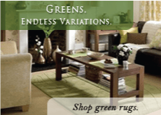 Green Rugs