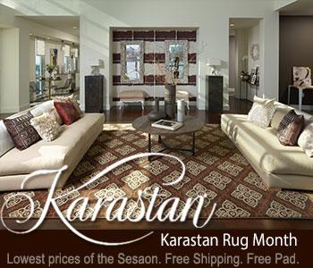 Karastan Rug Month