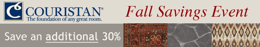 Couristan Fall Savings