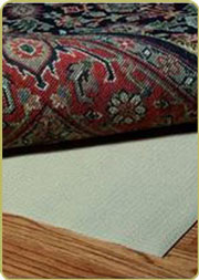 Thin Rug Pad for hard floors
