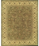 RugStudio presents Rugstudio Famous Maker 39049 Olive Hand-Tufted, Better Quality Area Rug