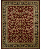 RugStudio presents Nourison 2000 2002 Burgundy Hand-Tufted, Best Quality Area Rug