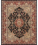 RugStudio presents Nourison 2000 2005 Black Hand-Tufted, Best Quality Area Rug