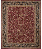 RugStudio presents Nourison 2000 2104 Rust Hand-Tufted, Best Quality Area Rug