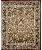 RugStudio presents Nourison 2000 2117 Navy Hand-Tufted, Best Quality Area Rug