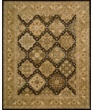 RugStudio presents Nourison 2000 2211 Black Hand-Tufted, Best Quality Area Rug