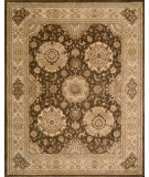 RugStudio presents Nourison 2000 2229 Brown Hand-Tufted, Best Quality Area Rug