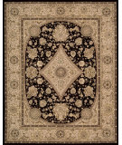 RugStudio presents Nourison 2000 2239 Black Hand-Tufted, Best Quality Area Rug