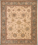 RugStudio presents Nourison 2000 2258 Beige Hand-Tufted, Best Quality Area Rug