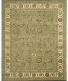 RugStudio presents Nourison 3000 3005 Light Green Hand-Tufted, Best Quality Area Rug