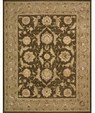 RugStudio presents Nourison 3000 3101 Brown Hand-Tufted, Best Quality Area Rug