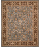 RugStudio presents Nourison 3000 3102 Light Blue Hand-Tufted, Best Quality Area Rug