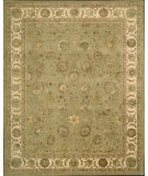RugStudio presents Nourison 3000 3105 Light Green Hand-Tufted, Best Quality Area Rug