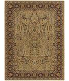 RugStudio presents Nourison Arcadia AA-08 Gold Machine Woven, Better Quality Area Rug