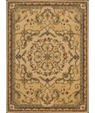 RugStudio presents Nourison Arcadia AA-12 Beige Machine Woven, Better Quality Area Rug