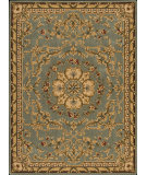 RugStudio presents Nourison Arcadia AA-12 Sea Foam Machine Woven, Better Quality Area Rug