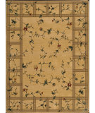 RugStudio presents Nourison Arcadia AA-13 Beige Machine Woven, Better Quality Area Rug