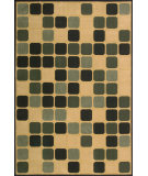 RugStudio presents Nourison Arcadia AA-19 Beige Machine Woven, Better Quality Area Rug