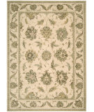 RugStudio presents Nourison Alexandria AL-01 Beige Machine Woven, Better Quality Area Rug