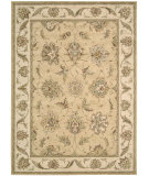 RugStudio presents Nourison Alexandria AL-01 Gold Machine Woven, Better Quality Area Rug