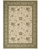 RugStudio presents Nourison Alexandria AL-05 Beige Machine Woven, Better Quality Area Rug