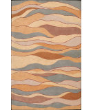 RugStudio presents Nourison Aspects AP-01 Peach Hand-Tufted, Best Quality Area Rug