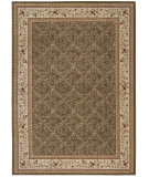 RugStudio presents Nourison Ashton House AS-08 Olive Machine Woven, Best Quality Area Rug