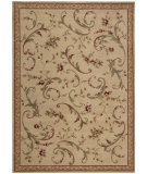 RugStudio presents Nourison Ashton House AS-11 Beige Machine Woven, Best Quality Area Rug