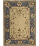 RugStudio presents Nourison Ashton House AS-30 Beige Machine Woven, Best Quality Area Rug