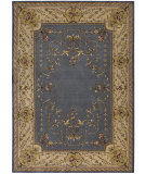 RugStudio presents Nourison Ashton House AS-30 Blue Machine Woven, Best Quality Area Rug