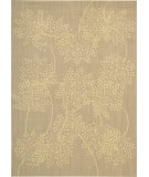 RugStudio presents Nourison Capri CAP-1 Sand Machine Woven, Best Quality Area Rug