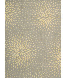 RugStudio presents Nourison Capri CAP-2 Gray Machine Woven, Best Quality Area Rug