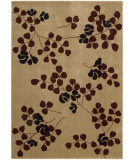 RugStudio presents Nourison Cambridge CG-03 Tan Machine Woven, Better Quality Area Rug