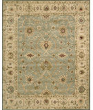 RugStudio presents Nourison Charleston CH-03 Light Blue Hand-Tufted, Better Quality Area Rug