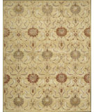 RugStudio presents Nourison Charleston CH-04 Gold Hand-Tufted, Better Quality Area Rug