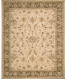 RugStudio presents Nourison Charleston CH-06 Cream Hand-Tufted, Better Quality Area Rug