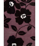 RugStudio presents Nourison Citi Limits Cit-1 Lavender Hand-Tufted, Good Quality Area Rug