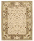 RugStudio presents Nourison Grand Chalet CL-02 Beige Machine Woven, Best Quality Area Rug