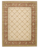 RugStudio presents Nourison Grand Chalet CL-03 Ivory Machine Woven, Best Quality Area Rug