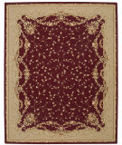 RugStudio presents Nourison Grand Chalet CL-04 Garnet Machine Woven, Best Quality Area Rug