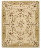 RugStudio presents Nourison Grand Chalet CL-07 Ivory Machine Woven, Best Quality Area Rug