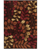 RugStudio presents Nourison Contour CON-02 Chocolate Hand-Tufted, Better Quality Area Rug