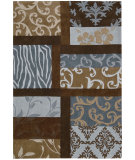 RugStudio presents Nourison Contour CON-11 Multi Hand-Tufted, Better Quality Area Rug