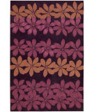 RugStudio presents Nourison Contour CON-16 Plum Hand-Tufted, Better Quality Area Rug