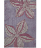 RugStudio presents Nourison Contour CON-19 Violet Hand-Tufted, Better Quality Area Rug