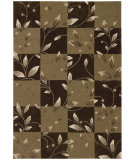 RugStudio presents Nourison Contour CON-20 Brown Hand-Tufted, Better Quality Area Rug