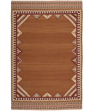 RugStudio presents Nourison Dakota DA-02 Rust Flat-Woven Area Rug