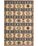 RugStudio presents Nourison Dakota DA-03 Navy Flat-Woven Area Rug