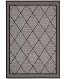 RugStudio presents Nourison Eclipse Ecl02 Silver Machine Woven, Good Quality Area Rug