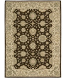 RugStudio presents Nourison Easy Living EL-01 Brown Hand-Tufted, Better Quality Area Rug